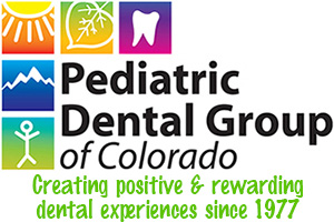 Pediatric Dental Group of Colorado mobile logo